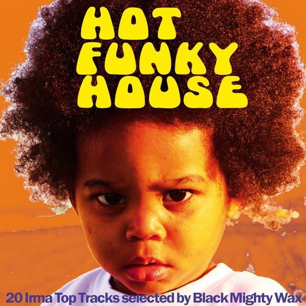 Various artists hot funky house traxsource for Funky house artists