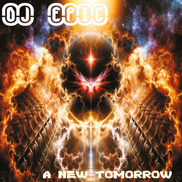 Dj epic a new tomorrow the album traxsource for Epic deep house