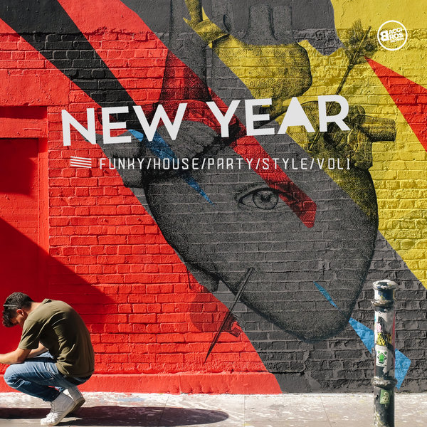 Various artists new year funky house style party vol 1 for Funky house artists