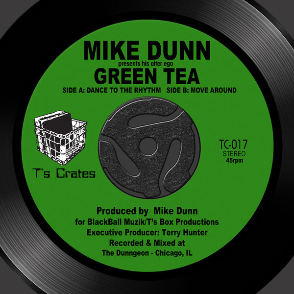 Green Tea - His Alter Ego [Presented by Mike Dunn] 734347_large