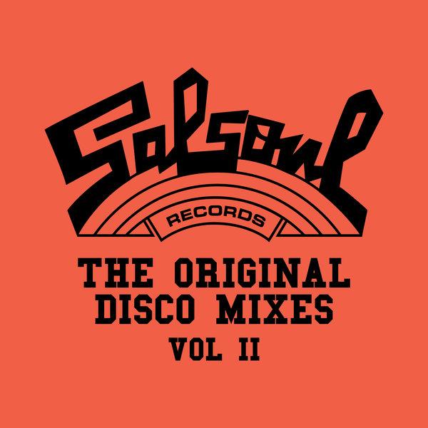 The Original Disco Mixes