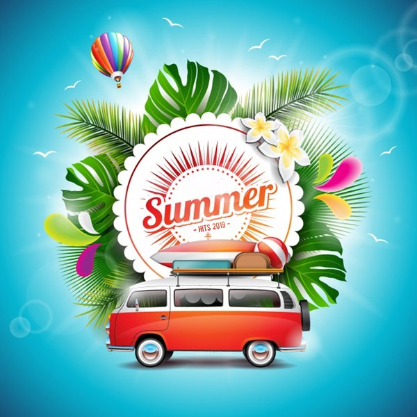 Various Artists - Summer Hits 2019 on Traxsource