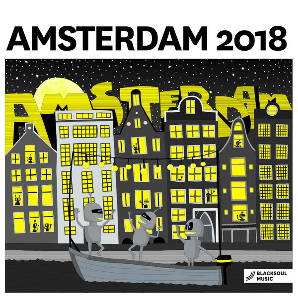 Various Artists - Amsterdam 2018 on Traxsource