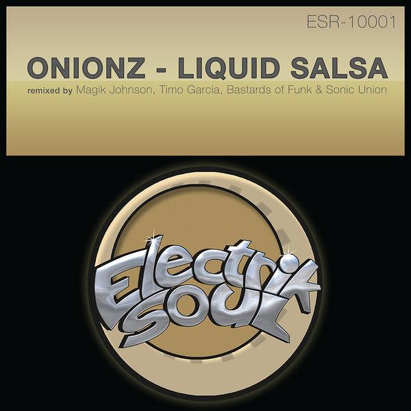 Liquid Salsa - Bastards of Funk & Sonic Union Remix on