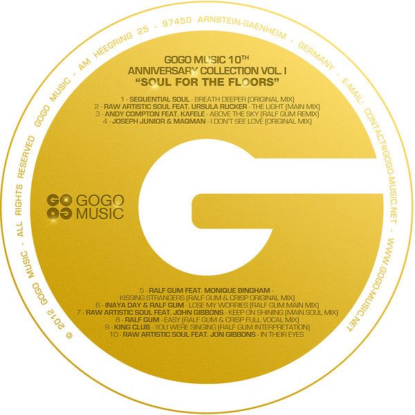 Various Artists - Gogo Music 10th Anniversary Collection Vol