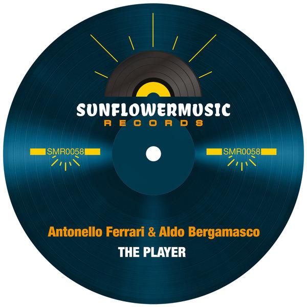 Antonello Ferrari and Aldo Bergamasco – The Player [Sunflowermusic Records]
