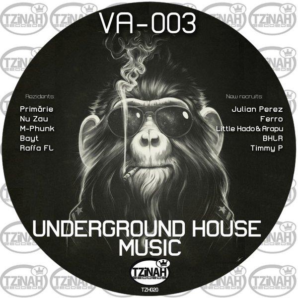 Various artists underground house music 003 on traxsource for Classic underground house music