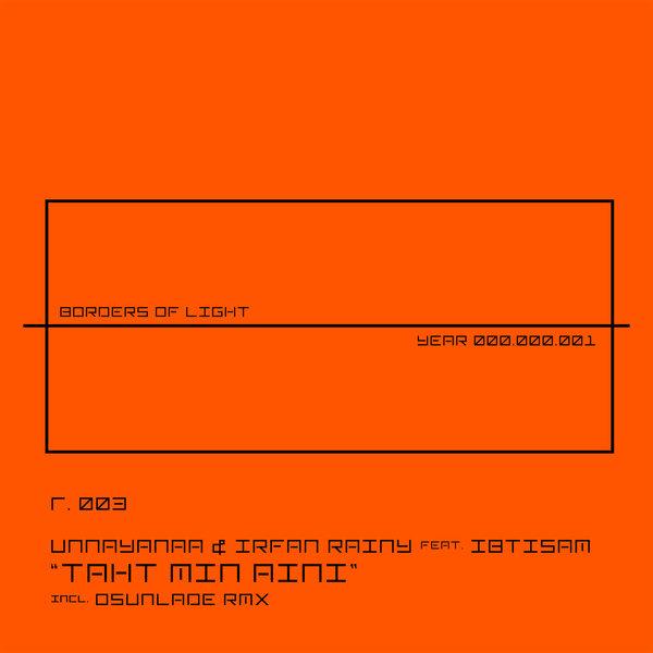 Unnayanaa & Irfan Rainy Feat. Ibtisam - Taht Min Aini (Toto Chiavetta Remix)