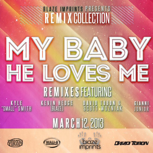 Viola Sykes My Baby He Loves Me Remixes On Traxsource