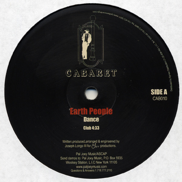 Earth people dance on traxsource for Classic house traxsource