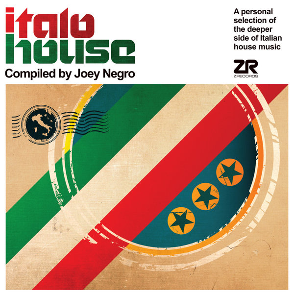 Various artists italo house compiled by joey negro on for Classic italo house zenhiser
