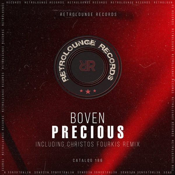 BOVENS – Precious [Retrolounge Records]