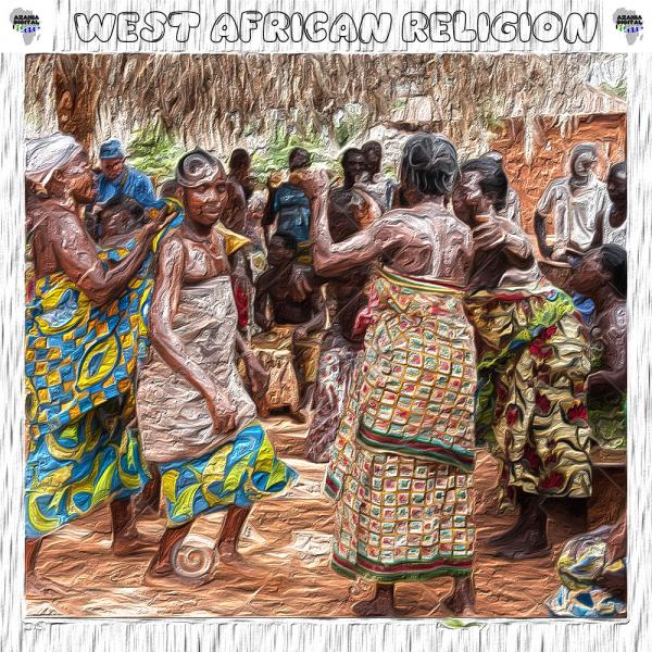 Kek'star & Stickman – West African Religion [Azania Digital Records]