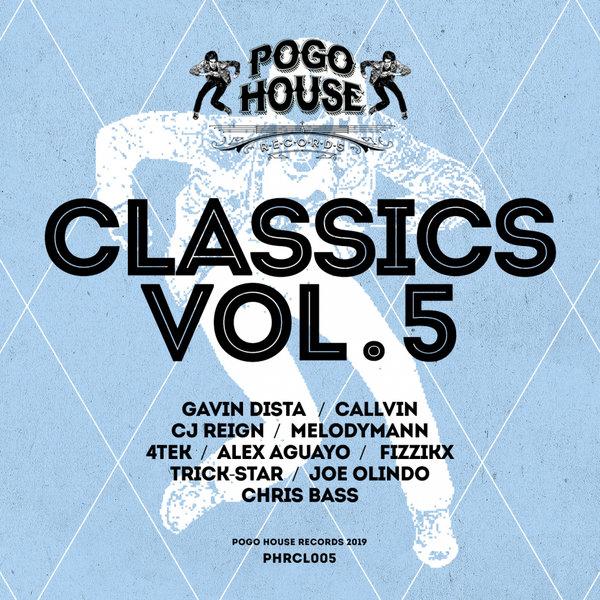 VA – Pogo House Classics, Vol.5 [Pogo House Records]