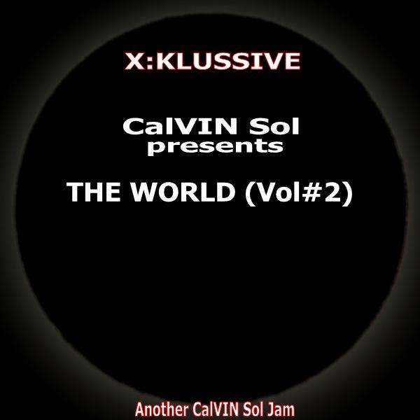 CalvinSOL – The World Vol.2 [Cyberjamz]