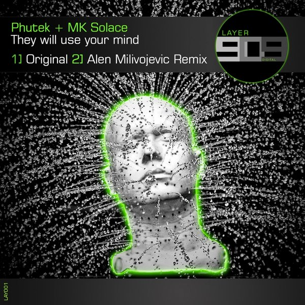 Phutek & MK Solace - They Will Use Your Mind on Traxsource
