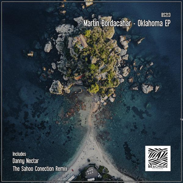 Martin Bordacahar - Oklahoma EP Image