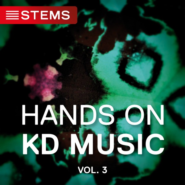 Various Artists - Hands on Kd Music Vol  3 - Stems on Traxsource
