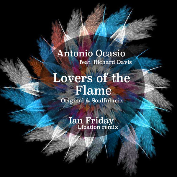 Antonio Ocasio – Lovers Of The Flame [Tribal Winds]