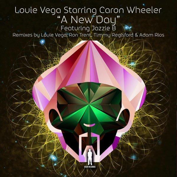 Louie Vega Starring Caron Wheeler - A New Day on Traxsource