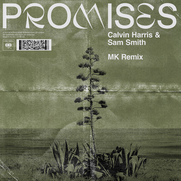 Calvin Harris - Promises (Mk Extended Remix) on Traxsource