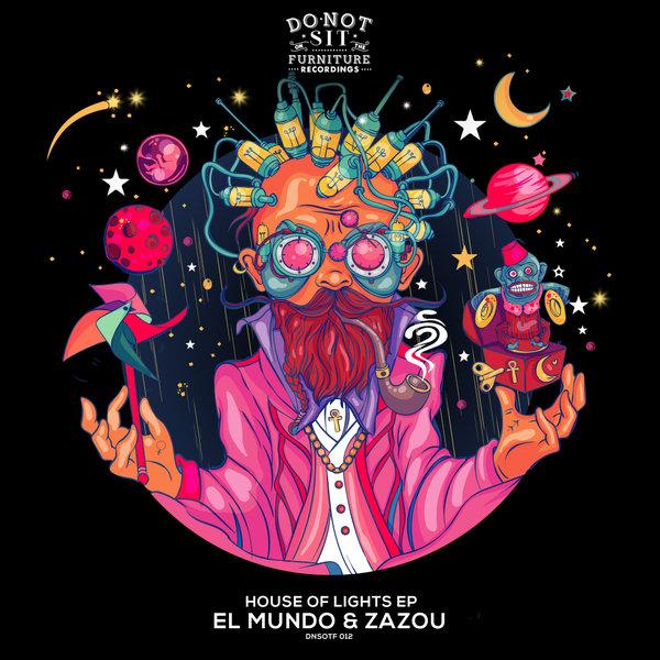El Mundo & Zazou - Fractions (Original Mix)