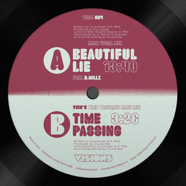 Vick Lavender – Beautiful Lie [Visions Recordings]