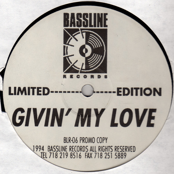 Cast Of Thousands feat  Mimi Johnson - Givin' My Love (Incl  Brian