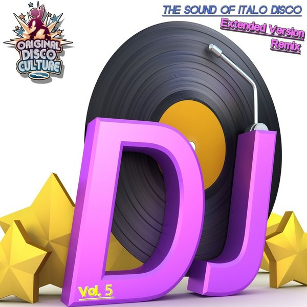 Various Artists - Extended Version & Remix, Vol  5 - the Sound of
