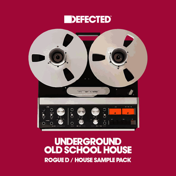 Rogue d rogue d presents underground old school house for Classic house volume 1
