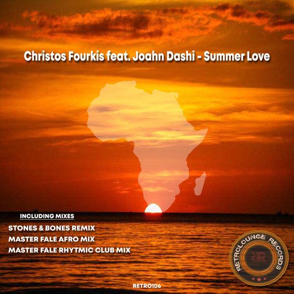 Christos Fourkis - Summer Love Feat. Joahn Dashi (Stones & Bones Remix)