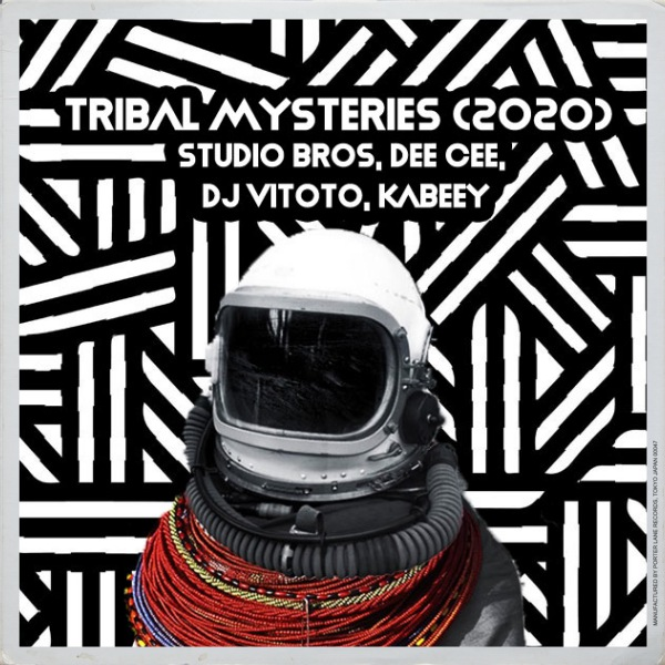Studio Bros, Dee Cee, Dj Vitoto, Kabeey Sax – Tribal Mysteries (2020) [Open Bar Music]