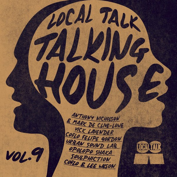 VA – Talking House, Vol. 9 [Local Talk]