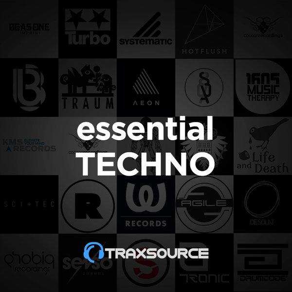 Traxsource Essential Techno 2021-06-21