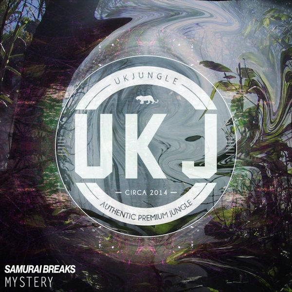 Samurai Breaks - UK Jungle Records Presents: Samurai Breaks