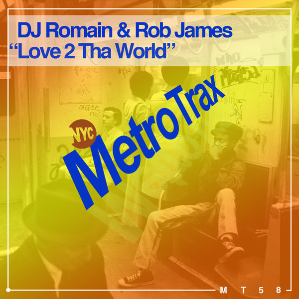 Love Each Other When Two Souls: Love 2 Tha World On Traxsource