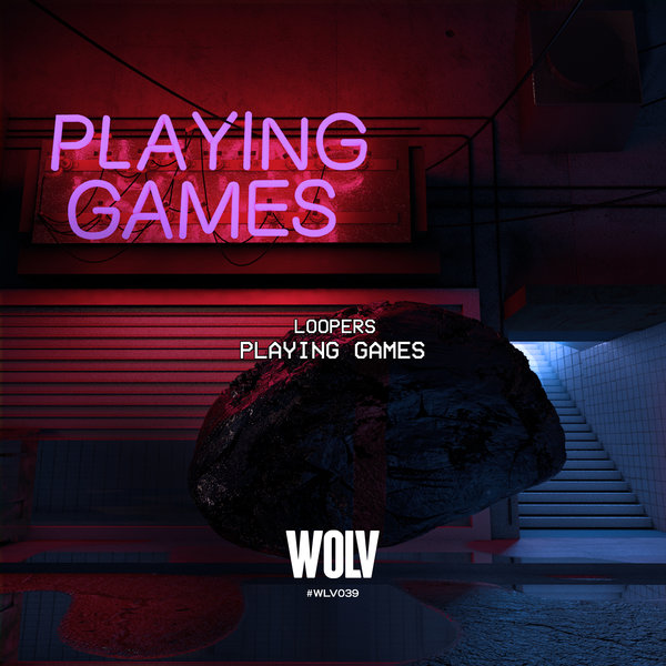 Loopers - Playing Games (Extended Mix)
