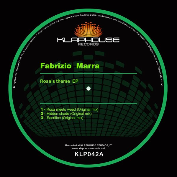Fabrizio Marra - Rosa's Theme on Traxsource