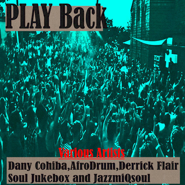 VA – Play Back [Blu Lace Music]