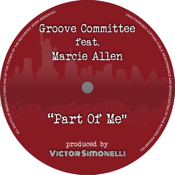 Groove Committee feat. Marcie Allen – Part Of Me [Bassline Records]