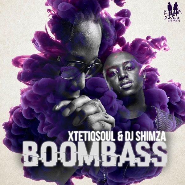 XtetiQsoul & DJ Shimza - Boom Bass (Guitar Edit)