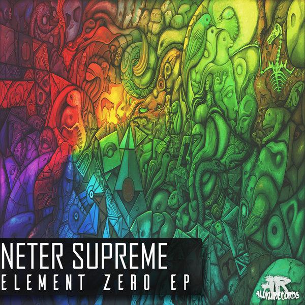 Neter Supreme - Hapi Melange (Primordial Substance Mix)