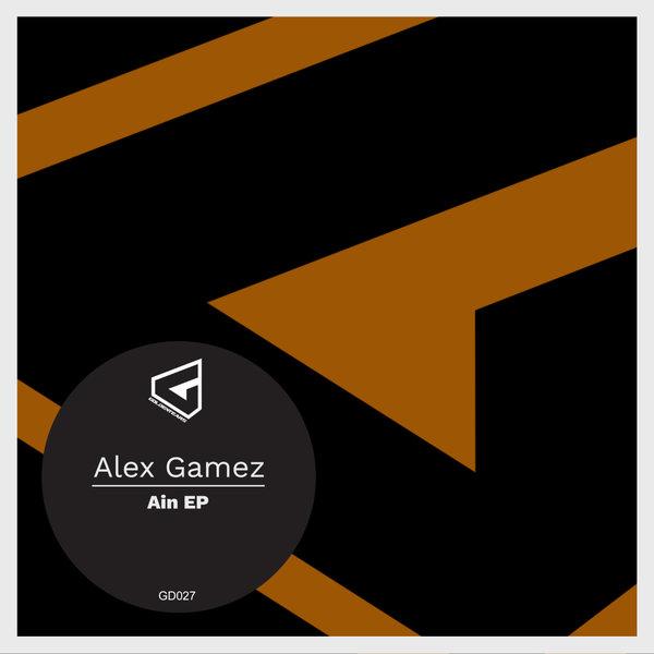 Alex Gamez - Ain EP  Image