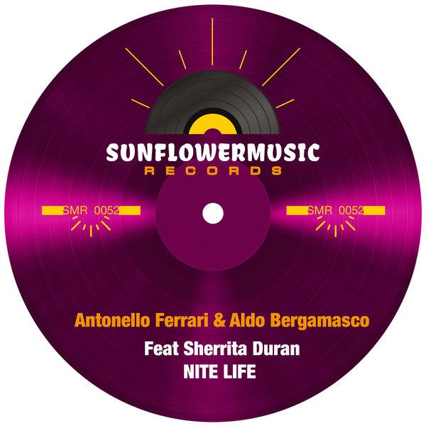 Antonello Ferrari and Aldo Bergamasco feat. Sherrita Duran – Nitelife [Sunflowermusic Records]