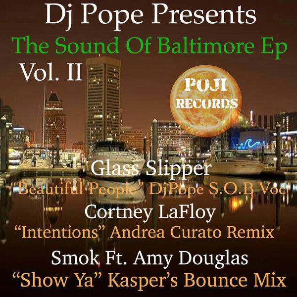 Glass Slipper, Cortney LaFloy, Smok, - DjPope Sound Of