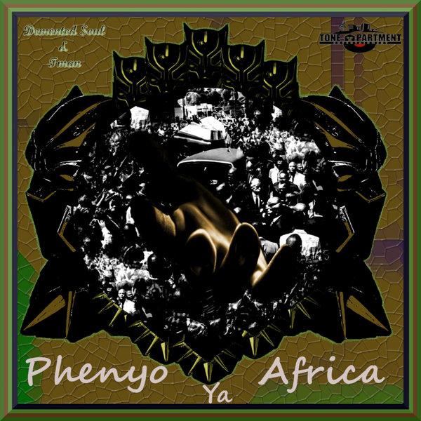 Phenyo Ya Africa (Imp5 AfroFusion) image