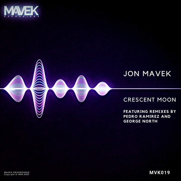 Jon Mavek – Crescent Moon [Mavek Recordings]