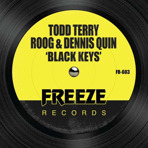 Roog - ROOG BLACK KEYS CHART on Traxsource