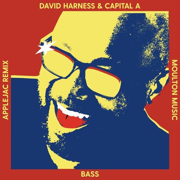 David Harness, Capital A – Bass [Moulton Music]