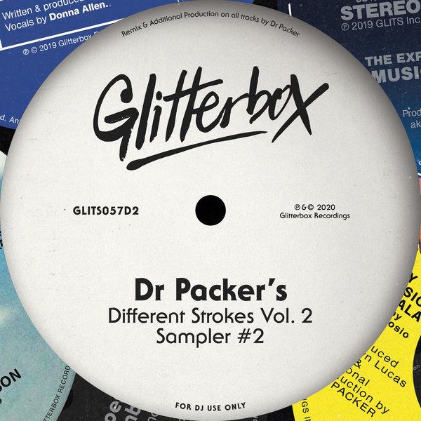 Dr Packer's Different Strokes, Vol. 2 Sampler #2 [Glitterbox]